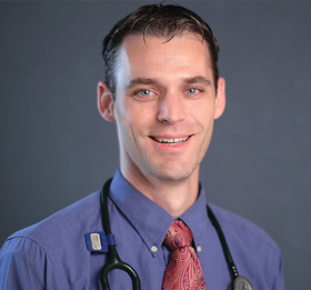 Spencer Fast, MD